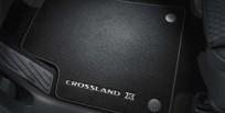 DYWANIKI WELUROWE OPEL CROSSLAND X GM13476009