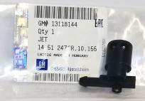 DYSZA SPRYSKIWACZA PRAWA OPEL ASTRA H GM13118144